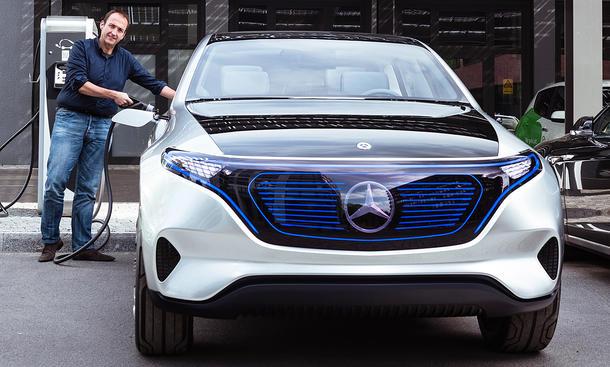 Mercedes EQ C (2019)