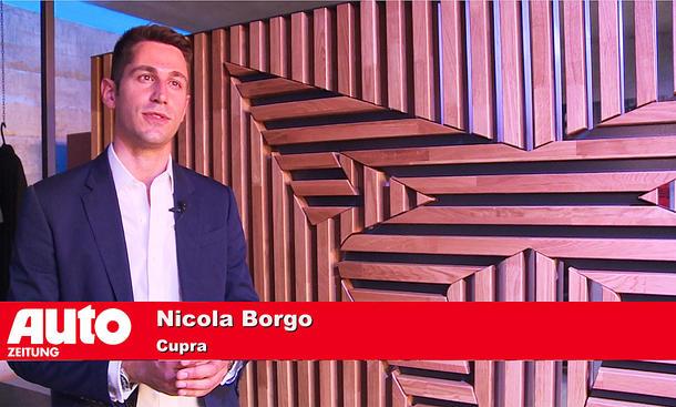 Nicola Borgo: Cupra