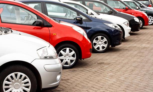Recht auf Parkplatz