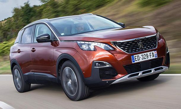 Peugeot 3008 Puretech Test