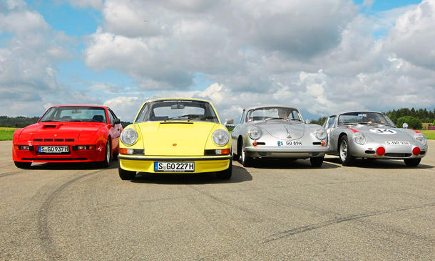 924/911/356/356 Carrera Abarth: Classic Cars