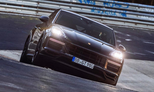 Porsche Cayenne Performance-Modell