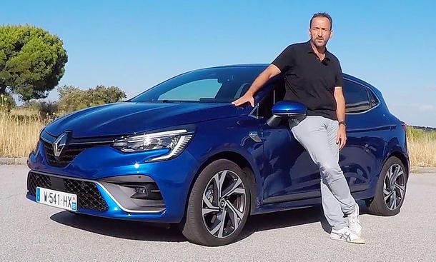 Renault Clio (2019) Fahrbericht