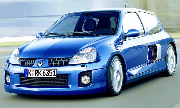 Renault Clio V6 (2001)
