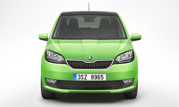 Skoda Citigo Facelift (2017)