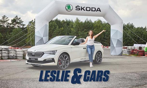 Skoda Slavia (2020): Leslie & Cars