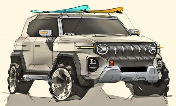 Ssangyong X200 Concept (2023)
