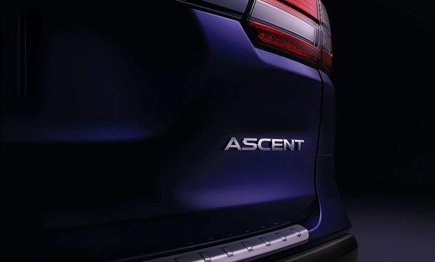 Subaru Ascent (2018)