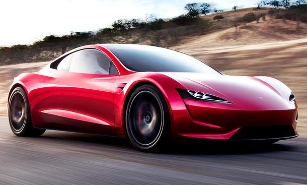 Tesla Roadster II (2020)