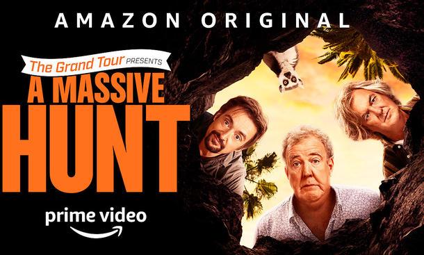 """The Grand Tour presents: A Massive Hunt"""