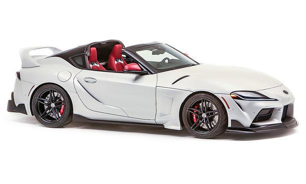 Toyota GR Supra Sport Top (2020)