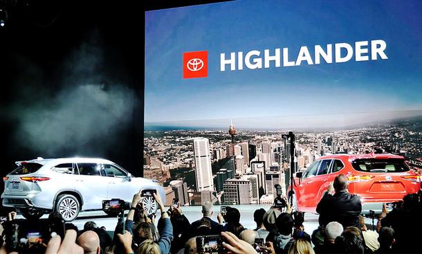 Toyota-Neuheiten: Video