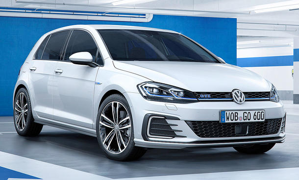 VW Golf GTE Facelift (2017)