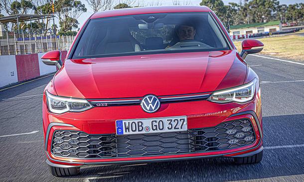 VW Golf GTI (2020)