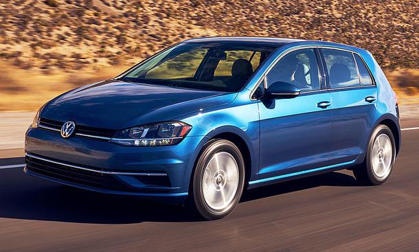VW Golf in den USA eingestellt