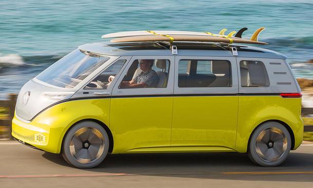 Neuer VW I.D. Buzz (2022)