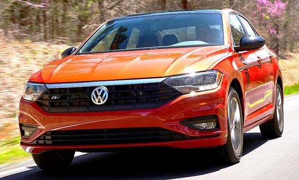 Detroit Auto Show 2018: VW Jetta