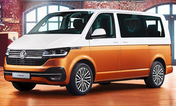 VW T6.1 (Facelift 2019)