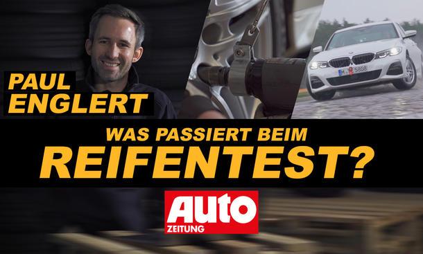Paul Englert erklärt den Reifentest