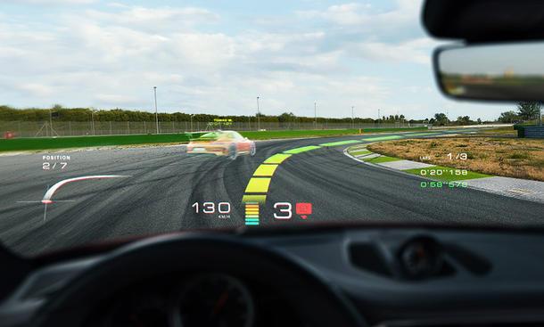 Porsche investiert in Technologie-Unternehmen WayRay