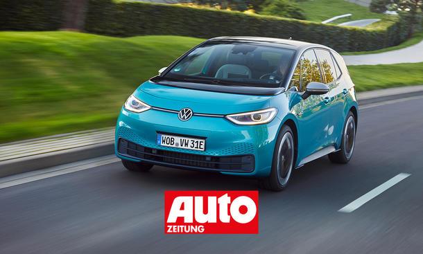 Neuer VW ID.3 (2020): Erste Testfahrt