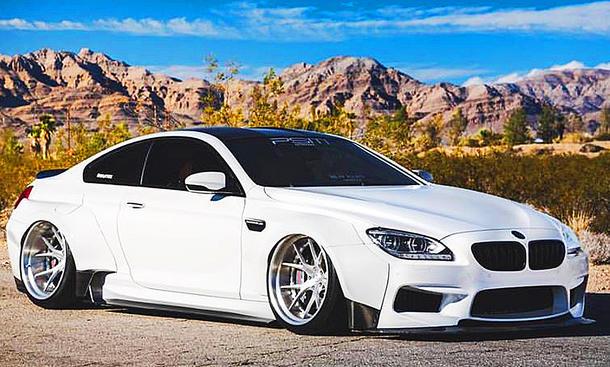 BMW M6 PSM Dynamics