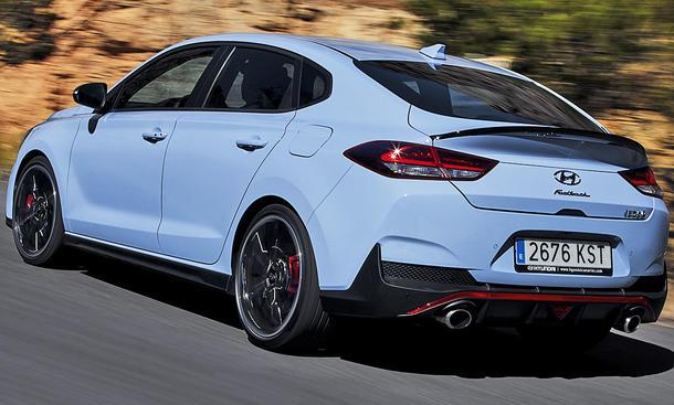 Hyundai i30 Fastback N Performance: Test