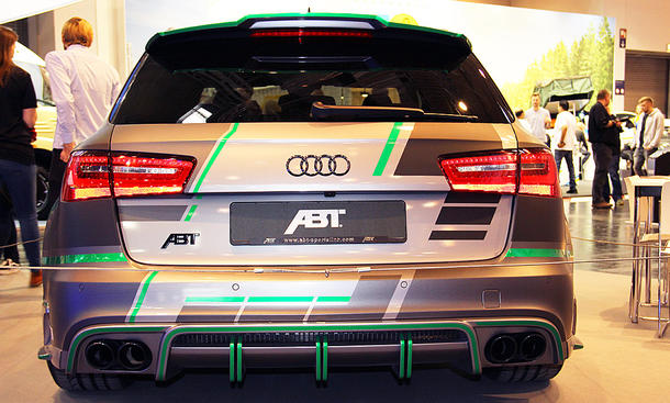 Abt RS6-E