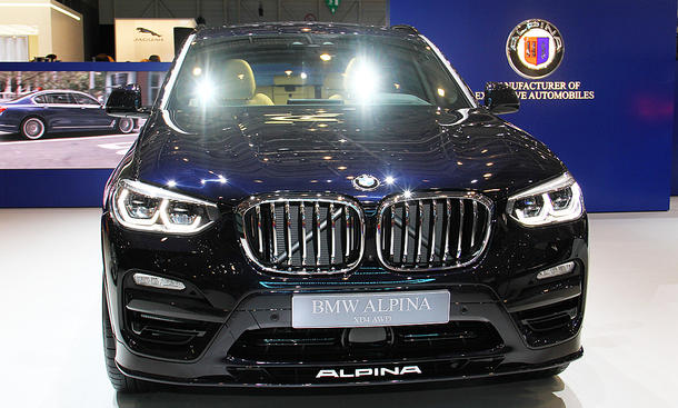 BMW Alpina XD4 (2018)