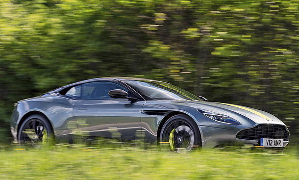 Aston Martin DB11 AMR (2018)