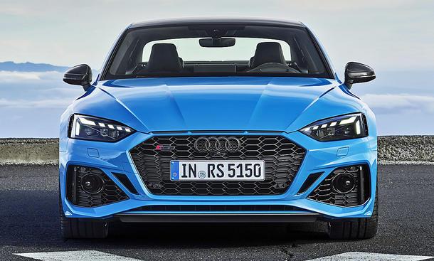 Audi RS 5 Facelift (2020)