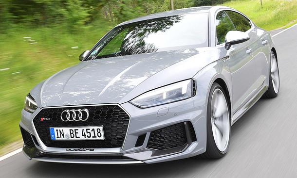 Audi RS 5 Sportback: Test