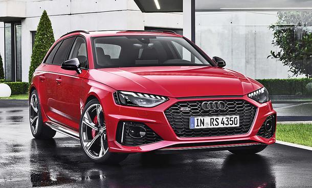 Audi RS 4 Avant Facelift (2019)