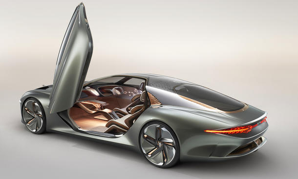 Bentley EXP 100GT