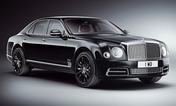 Bentley Mulsanne W.O. Edition (2018)