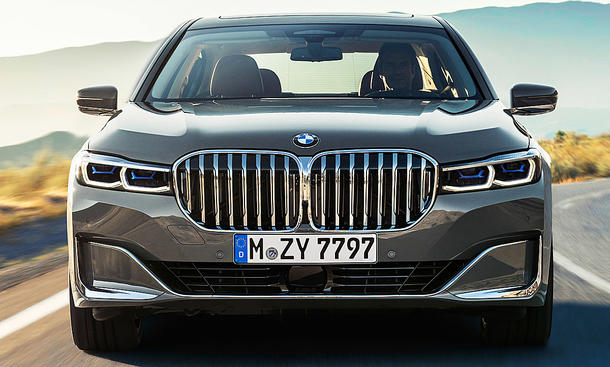 BMW 7er Facelift (2019)