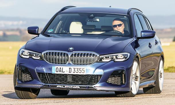 BMW Alpina D3 S Touring