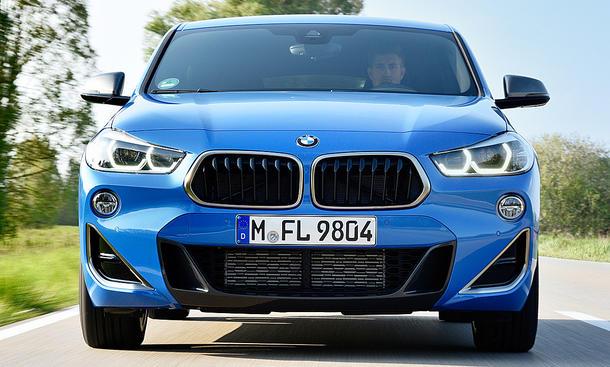BMW X2 M35i xDrive (2019)