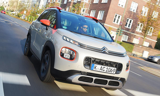 Citroën C3 Aircross PureTech (2017)