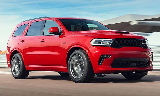 Dodge Durango R/T (2021)