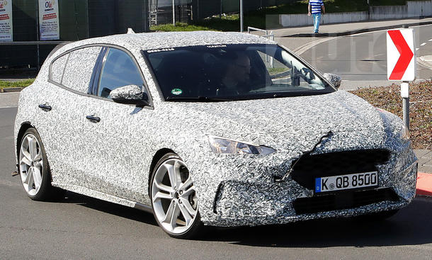 Ford Focus RS (2023)