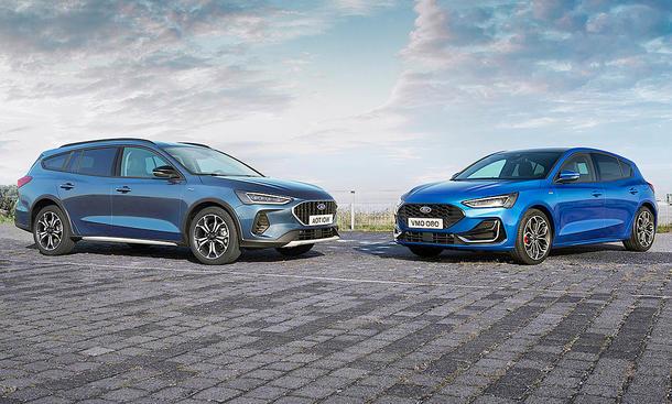 Ford Focus Turnier Facelift (2021)