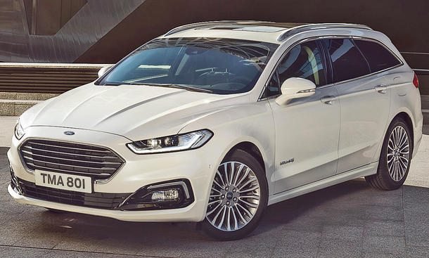 Ford Mondeo Turnier Facelift (2019)