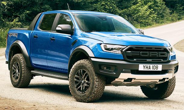 Ford Ranger Raptor Facelift (2018)