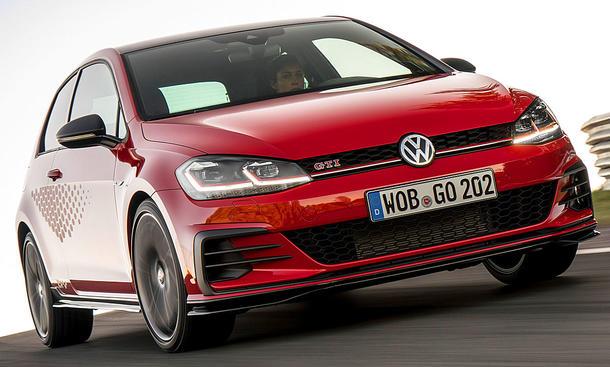 VW Golf GTI TCR (2018)
