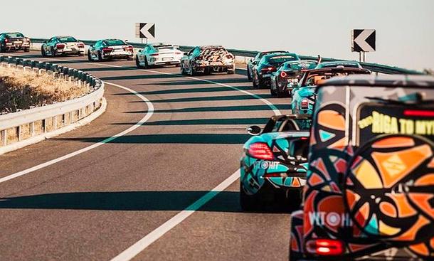 Gumball 3000 Rallye (2019)