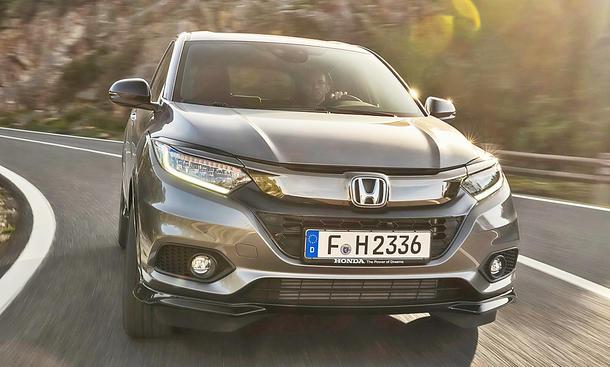 Honda HR-V 1.5 VTEC Turbo