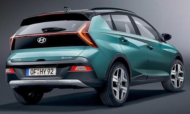 Hyundai Bayon (2021)