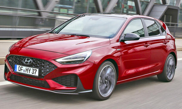 Hyundai i30 1.6 CRDi 48V
