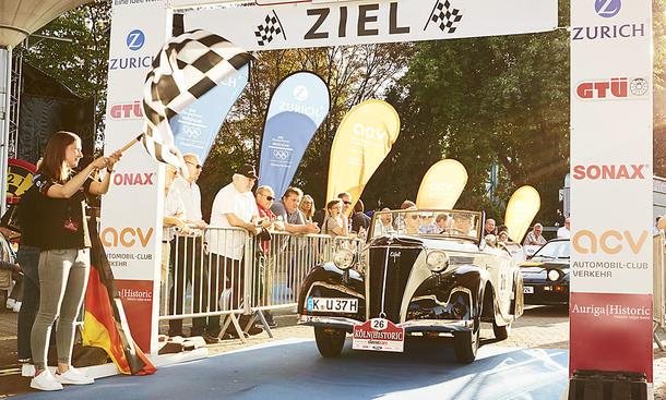 Rallye organisieren